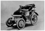 Lohner-Porsche Hybride rond 1900